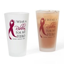 Amyloidosis Hero Drinking Glass