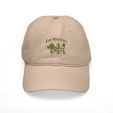 Eat Oysters Baseball Cap