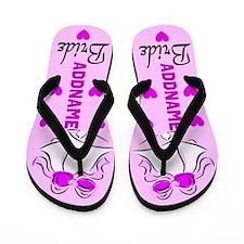 Bridal Bells Flip Flops
