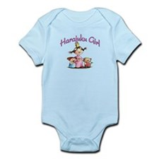 Harajuku Girl Infant Bodysuit