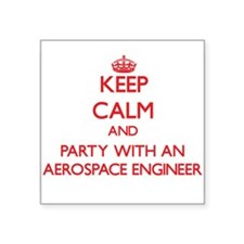 Keep Calm and Party With an Aerospace Engineer Sti