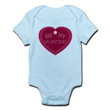 Be My Valentine Heart Body Suit