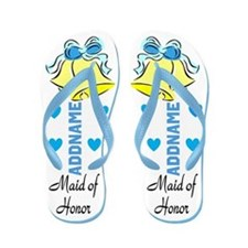 Best Maid Of Honor Flip Flops