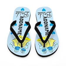 Chic Bride Flip Flops