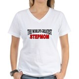 """The World's Greatest Stepmom"" Shirt"