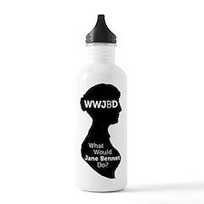 WWJBD Water Bottle