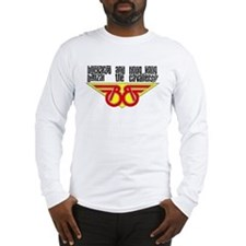wingbs_bbhck.jpg Long Sleeve T-Shirt