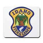 Idaho Game Warden Mousepad