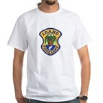 Idaho Game Warden White T-Shirt