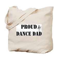 Cute Proud daddy Tote Bag