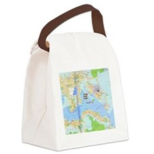 Jacobs Gift Canvas Lunch Bag