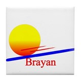 Brayan Tile Coaster