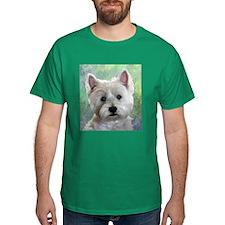 PORTRAIT OF A WESTIE T-Shirt