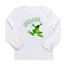 ribbit Long Sleeve T-Shirt