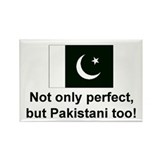 Perfect Pakistani Rectangle Magnet