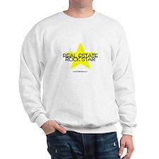 Real Estate Rock Star Sweater