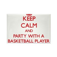 Keep Calm and Party With a Basketball Player Magne