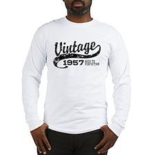 Vintage 1957 Long Sleeve T-Shirt