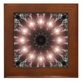 LIGHT CIRCLE Framed Tile