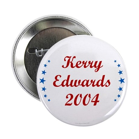 Kerry Edwards 2004. Buttons (100 pack)