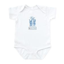 Add Jesus Infant Bodysuit