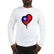 Heart Nation 06 Long Sleeve T-Shirt