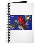 Northern Cardinal Bird Journal