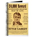 Butch Cassidy Journal
