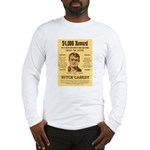 Butch Cassidy Long Sleeve T-Shirt