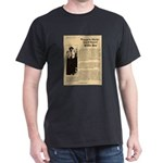 Wanted Willie Boy  Dark T-Shirt