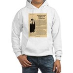 Wanted Willie Boy Hooded Sweatshirt