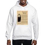 Wanted Willie Boy Hooded Sweatshirt
