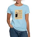 Wanted Willie Boy  Women's Light T-Shirt