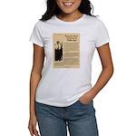 Wanted Willie Boy Women's T-Shirt