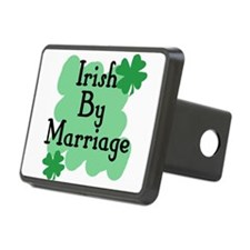 Irish by Marriage Hitch Cover