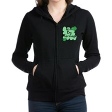 Irish by Marriage Zip Hoodie