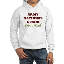 National Guard Proud Dad Hoodie
