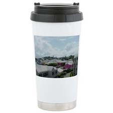 St Georges, Bermuda Travel Mug