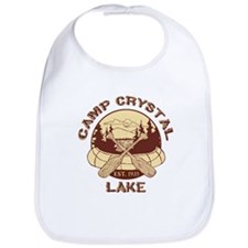 Camp Crystal Lake Bib