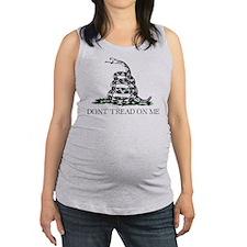 Cute Gadsden Maternity Tank Top