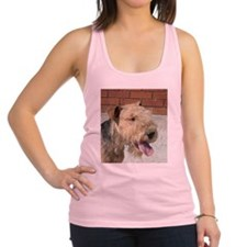 lakeland terrier Racerback Tank Top