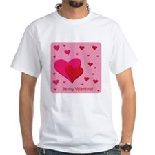 Be My Valentine Hearts T-Shirt