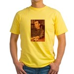Paul Yaeger Architect Yellow T-Shirt
