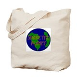 Tote Bag - shareplanet