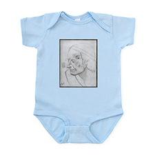 Voltaire by Paul Yaeger Infant Bodysuit