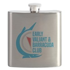 Barracuda 50 Years Flask