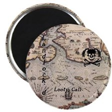 "Cool Scurvy 2.25"" Magnet (10 pack)"
