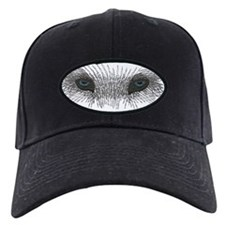 Unique Wolf black Baseball Hat