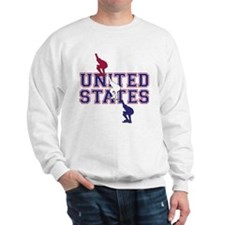 USA Speedskating Sweatshirt