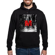 Industrial Style Monogram Hoodie